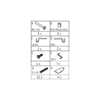 beschlagbeutel f r kinderbett cube 70 x 140 cm 19 90. Black Bedroom Furniture Sets. Home Design Ideas