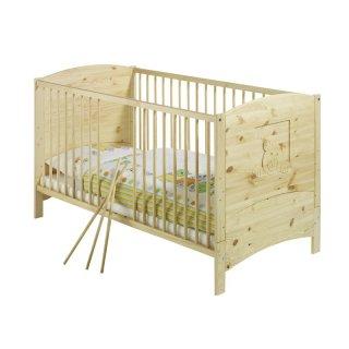 kombi kinderbett dream massivholz kiefer ge lt 199 00. Black Bedroom Furniture Sets. Home Design Ideas