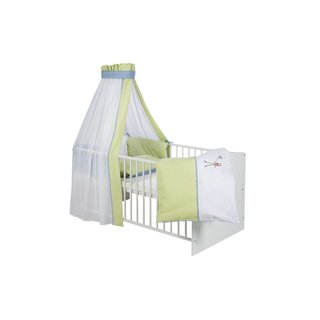 Bett-Set - Maxi Green - 4-teilig